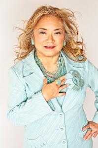 How Does Author/Ballroom Dancer Patrice Tanaka Feed Her Love Of Life?