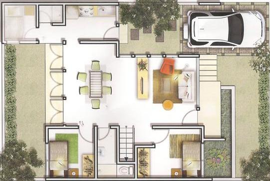 Galeri inspirasi Model Rumah Minimalis Modern yg apik