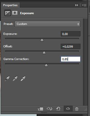 efek dispersion photoshop