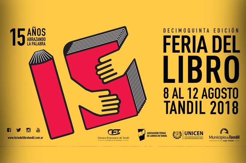 15 Feria del Libro - Tandil 2018