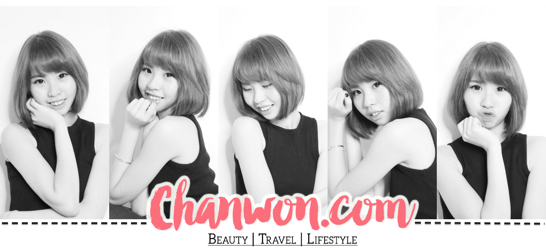 Chanwon.com ♥ Beauty Blogger | Travel | Lifestyle