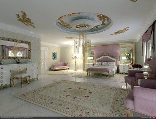 Ev dekorasyonu ev tasar m kartonpiyer ve asma tavan for Asma t salon lahore
