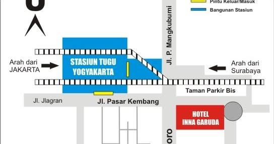 Penginapan Dan Hotel Murah Jogja Dekat Malioboro | Ananda ...