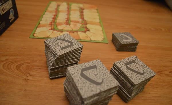 Carcassonne tiles