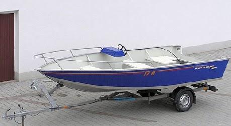 bateau 4 metres