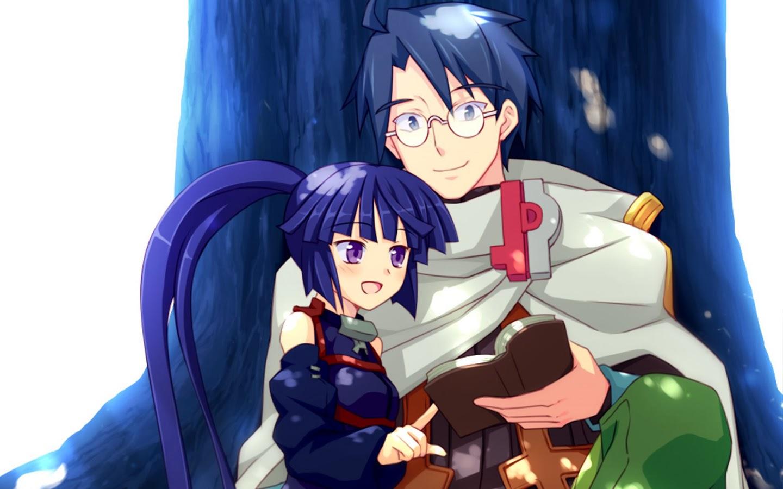 Akatsuki and Shiroe 7n Wallpaper HD