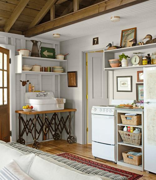 40 Luxuriöse Einrichtungsideen: ESTILO RUSTICO: Cabana Rustica En New Hampshire
