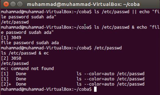 list all linux commands pdf