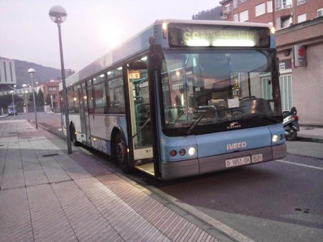 Autobuses de asturias junio 2014 for Camiones usados en asturias