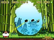 Gấu trúc samurai, game van phong