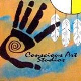 Conscious Art Studios Website