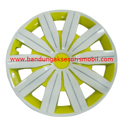 Dop Roda White+Yellow WJ-5044 (13)