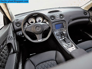 Mercedes slr amg interior - صور مرسيدس slr amg من الداخل