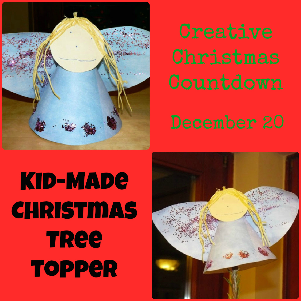 Angel Tree Topper CCC