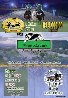 Haras São Luiz - APRESENTA