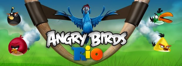 apk angry birds rio mod