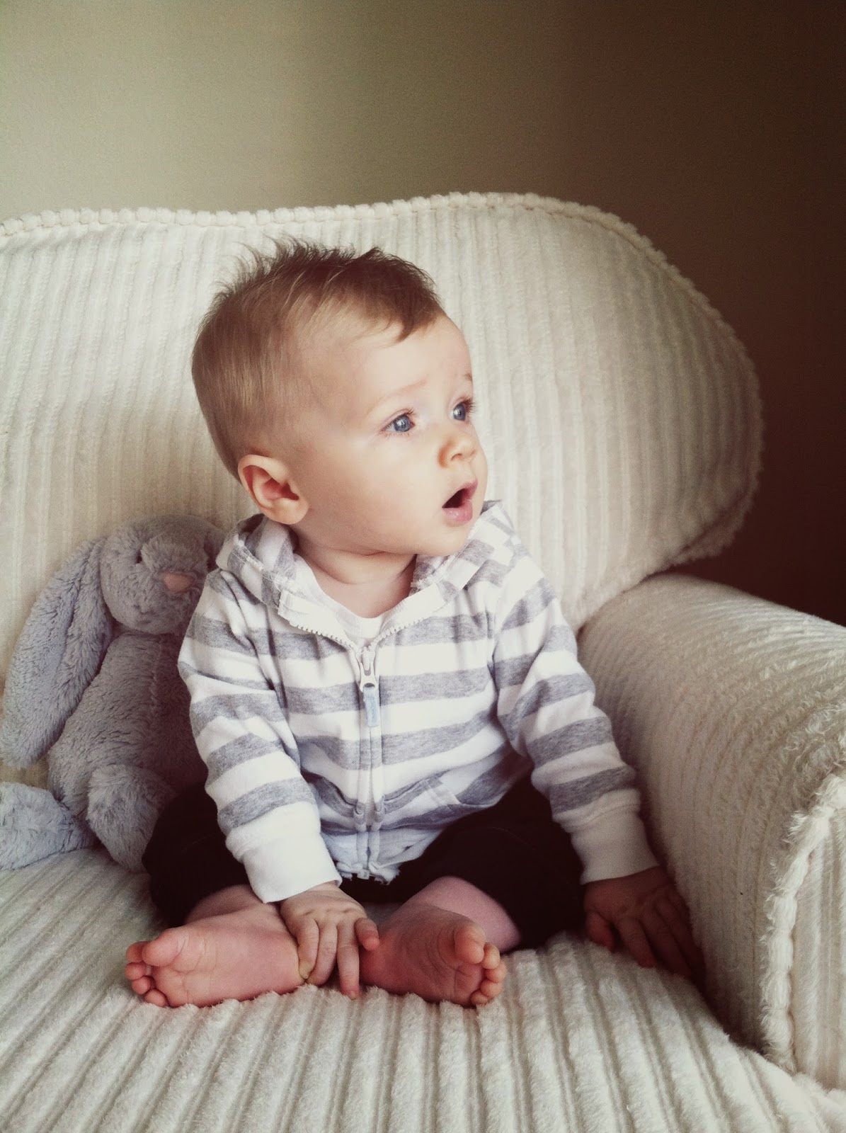 TESSA RAYANNE: Our Baby Is 6 Months Old!: Happy Half ...