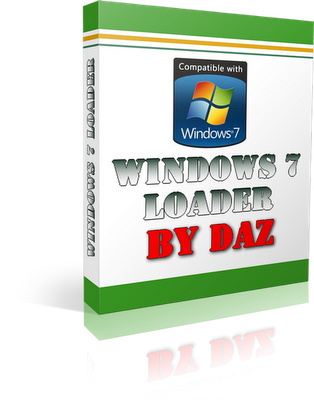 Windows Loader 2.1.2 by Daz