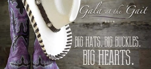 Annual Gala at the 'Gait Benefiting ManeGait Therapeutic Horsemanship