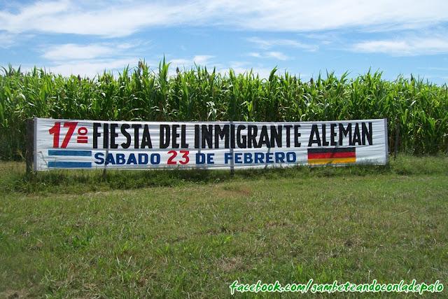 Gambeteandoconladepalo - Fiesta del Inmigrante Aleman