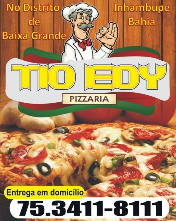 Tio Edy Pizzaria em Baixa Grande