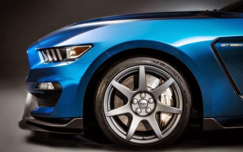 Mustang GT350 Nurburgring Time