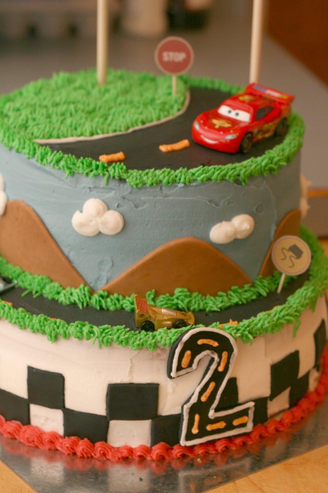 Heather Rolin Cars Birthday Cakes - Birthday cake cars 2