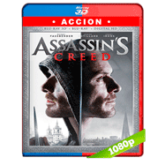 Assassin's Creed (2016) 3D Half OU 1080p Audio Dual Latino-Ingles