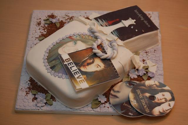 Justin Bieber kake