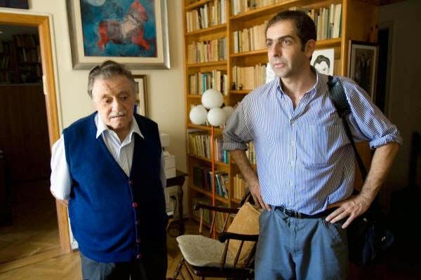 Mario Benedetti, Leonardo Haberkorn