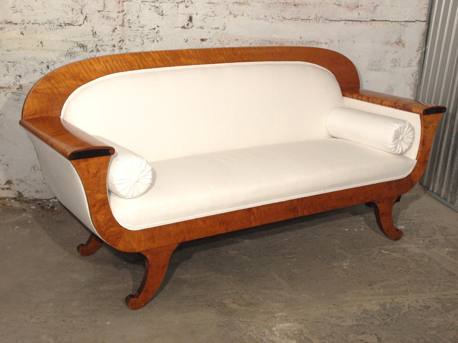 Biedermeier sofa vintage pinterest Biedermeier sofa
