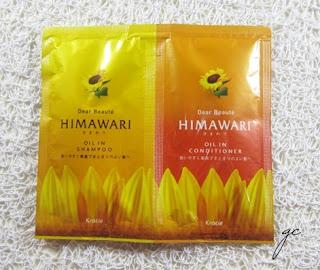 Himawari Dear Beaute Oil