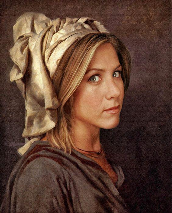 Zachi: Modern Celebrities At The Renaissance Era