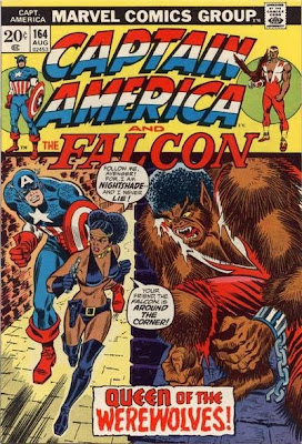 Captain America and the Falcon #164 Nightshade
