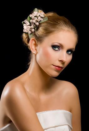 Modela tu cabello peinados recogidos de novias 2014 - Peinados recogidos novias ...