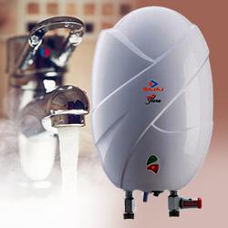 Bajaj Flora Instant Water Heater Online, India - Pumpkart.com