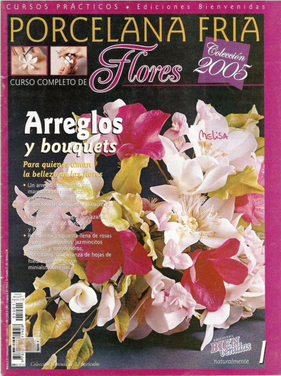 Porcelana fria, Flores N 01 FreeLibros