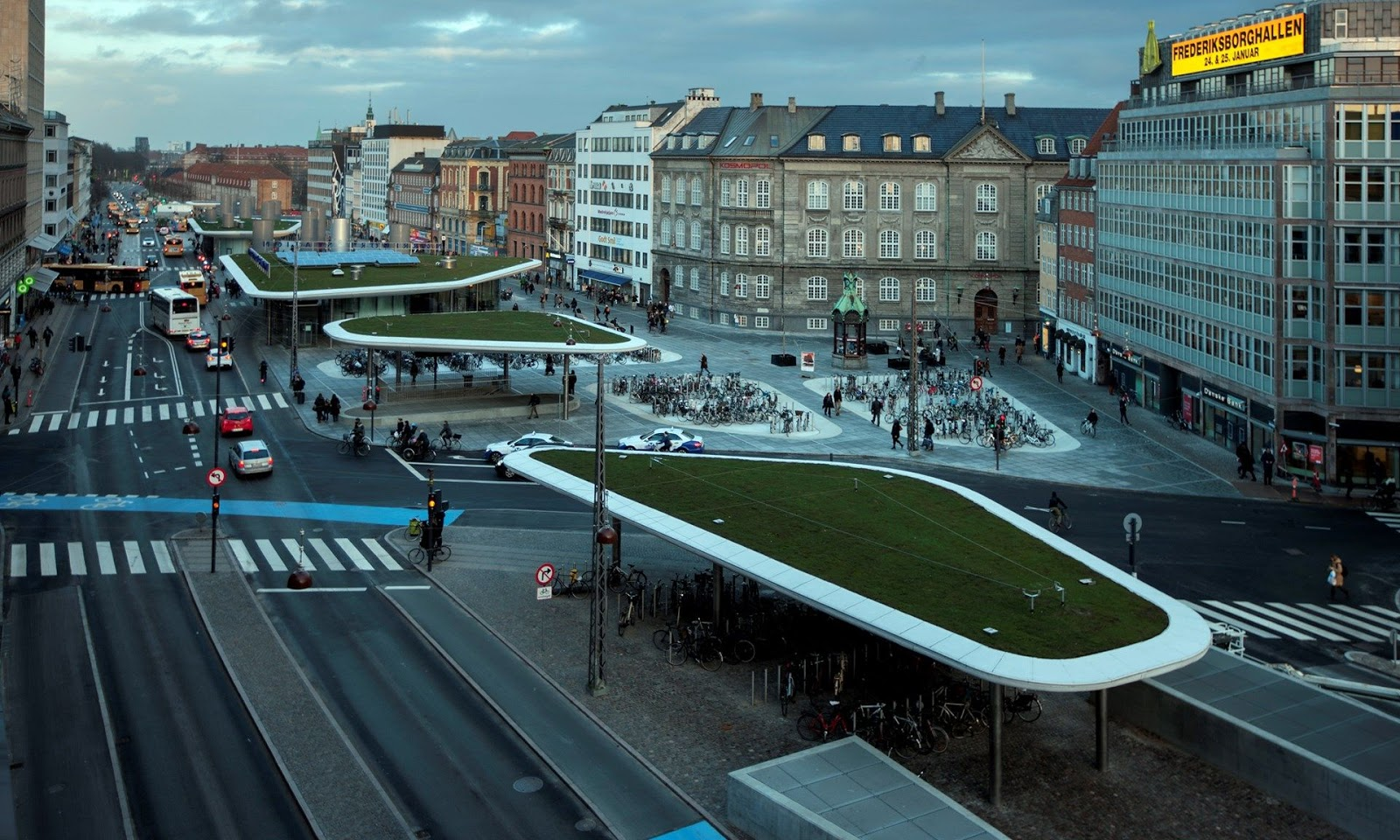 city center esbjerg