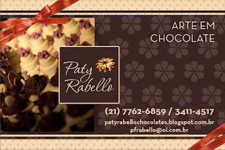 Paty Rabello chocolates