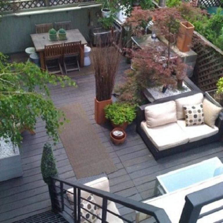 44 buenas ideas de dise o de terraza decoraci n del for Buenas ideas para el hogar