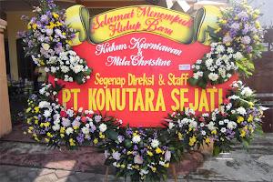 Papan Bunga Bahagia