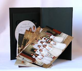 Carpeta para DVD y fotos 2