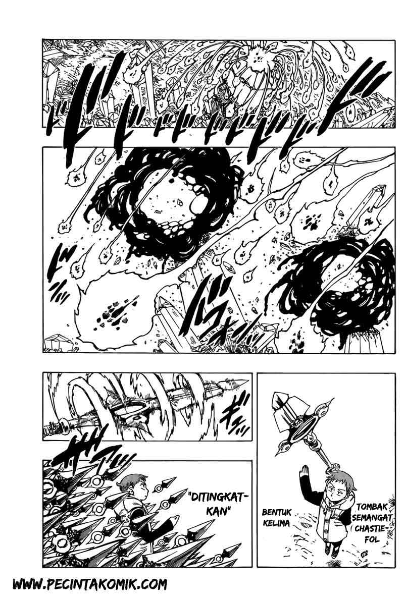 Nanatsu No Taizai Chapter 25-17