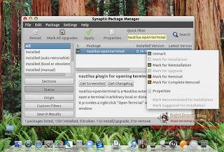 ubuntu open terminal