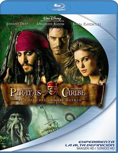 Piratas del Caribe El Cofre del Hombre Muerto (2006) m720p BDRip 4.1GB mkv Dual Audio AC3 5.1 ch