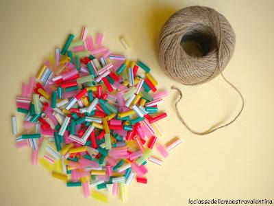 La classe della maestra valentina giochiamo riciclando for Maestra valentina estate