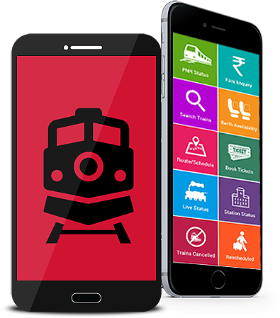 Best Irctc Android And Itunes App For Indian Railway