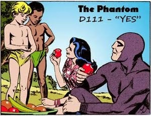 Phantom Daily Strip