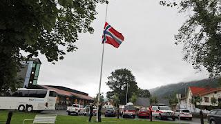 Norge i sorg