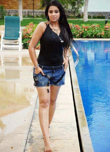 charmy kaur in swimming pool hot pics in water of charmi kaur